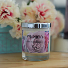 Load image into Gallery viewer, SYMPHONY SOY WAX CANDLE