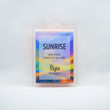 Load image into Gallery viewer, SUNRISE SOY WAX MELTS