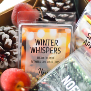 WINTER WHISPERS SOY WAX MELTS