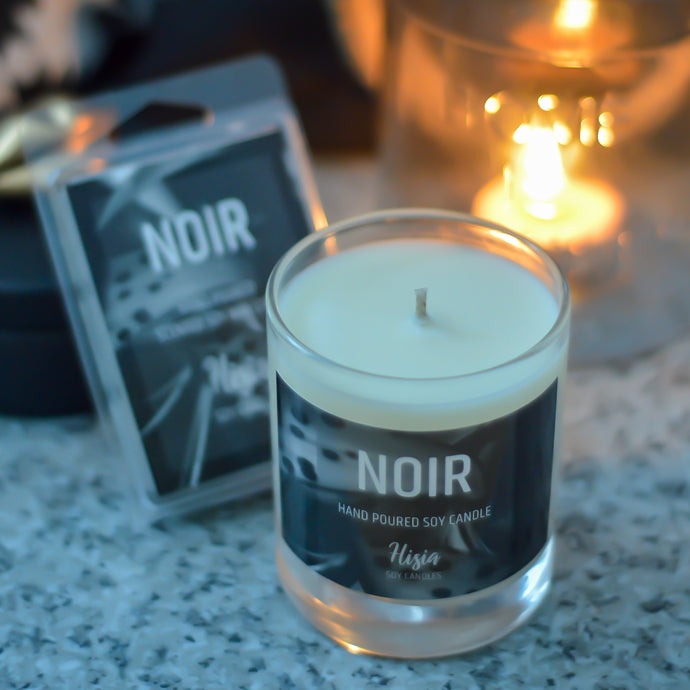 NOIR SOY WAX CANDLE