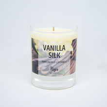 Load image into Gallery viewer, VANILLA SILK SOY WAX CANDLE