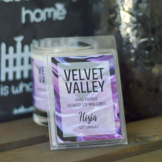 VELVET VALLEY SOY WAX MELTS