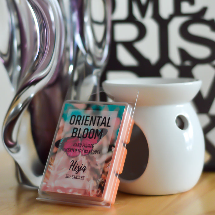 ORIENTAL BLOOM SOY WAX MELTS