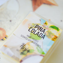Load image into Gallery viewer, PINA COLADA SOY WAX MELTS
