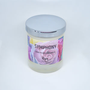 SYMPHONY SOY WAX CANDLE