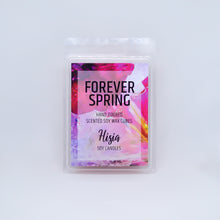 Load image into Gallery viewer, FOREVER SPRING SOY WAX MELTS