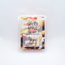 Load image into Gallery viewer, SPICED APPLE SOY WAX MELTS