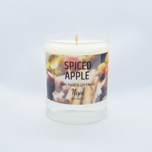 SPICED APPLE SOY WAX CANDLE