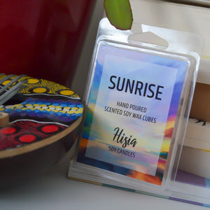 SUNRISE SOY WAX MELTS