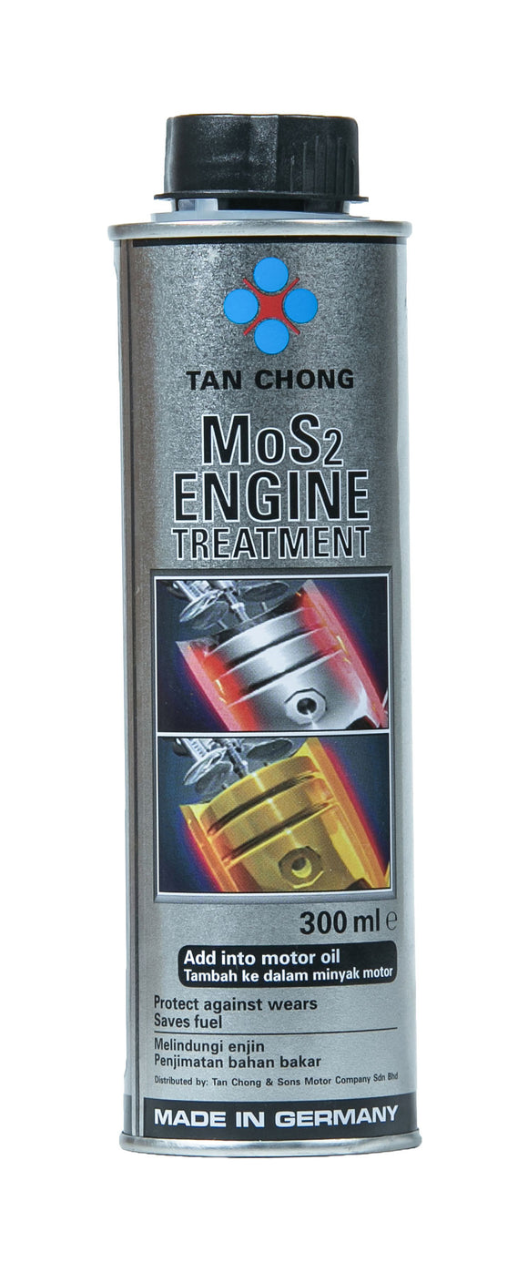 Mos2 Engine Treatment