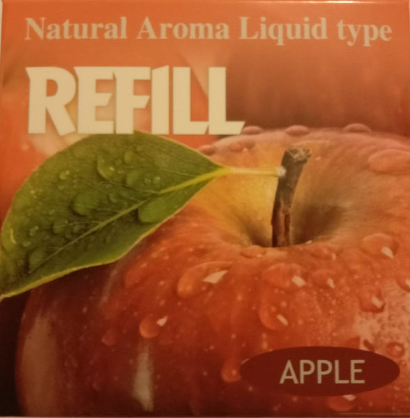 CAR PERFUME - REFILL (NATURAL AROMA LIQUID TYPE)