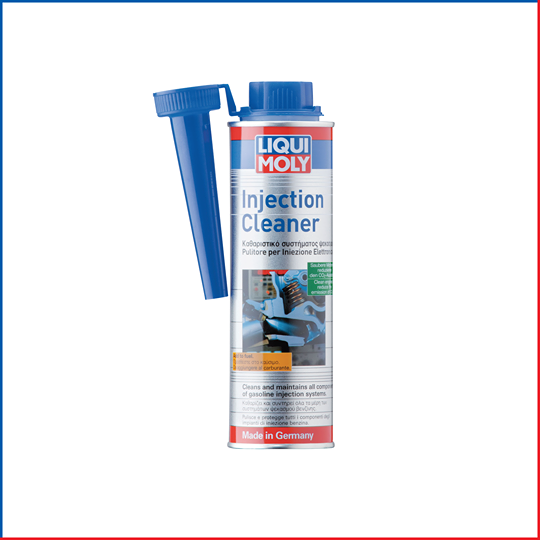 LIQUI MOLY FUEL INJECTION CLEANER - 300ml