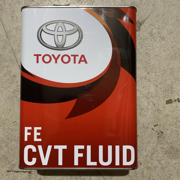 TOYOTA GEAR OIL- CVT-FE (NON HYBRIDS 2012 JUNE ONWARD)
