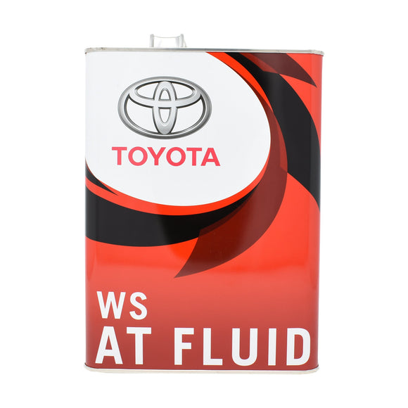 TOYOTA GEAR OIL -ATF WS (FOR HYBRIDS)