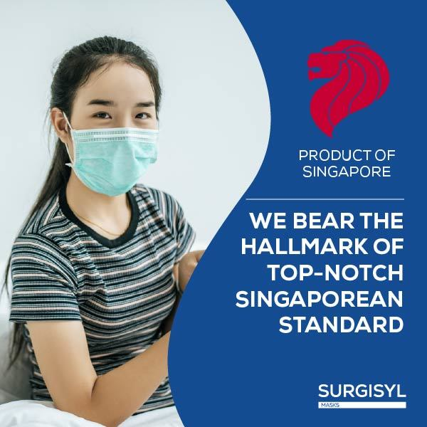 [SURGICAL GRADE] APRIL Special! 5 Ziplock Pouch of 10 Masks for $12