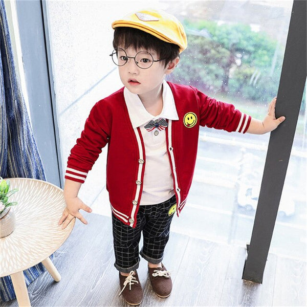 Baby boy clothes spring and autumn children's