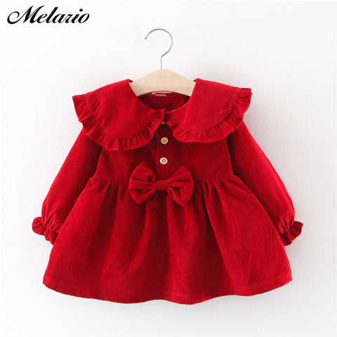 Girls Dresses Autumn Casual Baby Girls Clothes Kids Dresses
