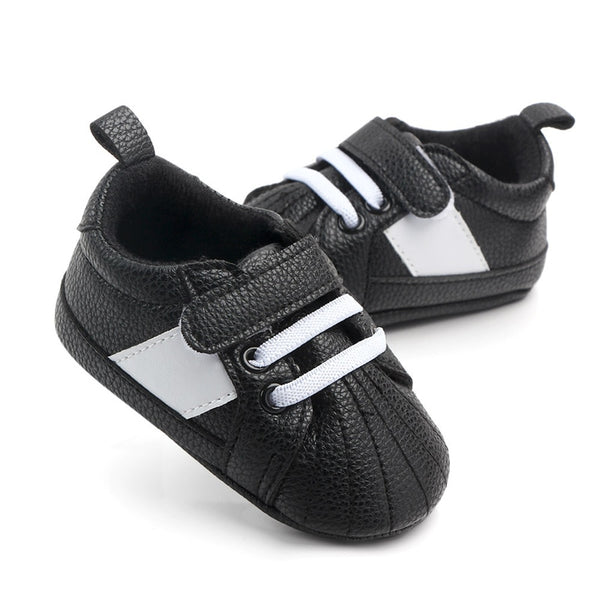 Baby Pu Leather Shoes