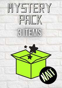 MYSTERY PACK - 3 items