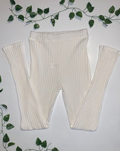 Load image into Gallery viewer, 3 Piece White Loungewear Set