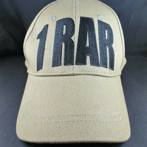 ARMY 1 RAR 1st BATTALION REGIMENT CAP