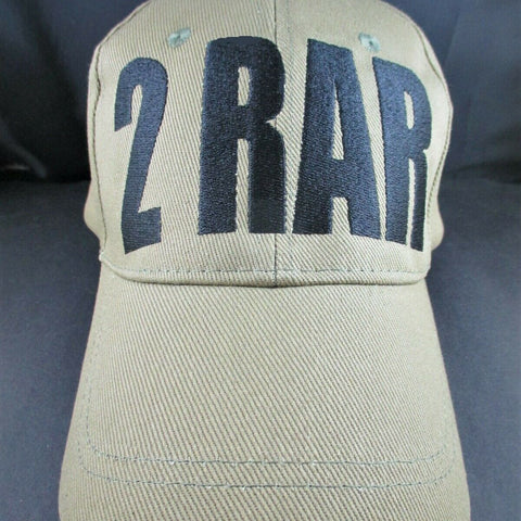 ARMY 2RAR 2nd BATTALION CAP