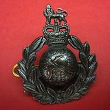 BRITISH ROYAL MARINES COMMANDO BERET BADGE