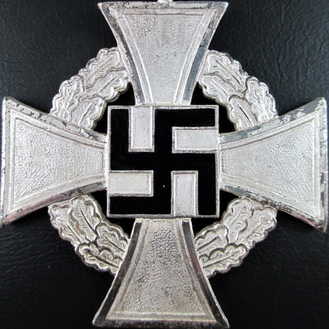 WW2 GERMAN SILVER CLASS FAITHFUL SERVICE MEDAL