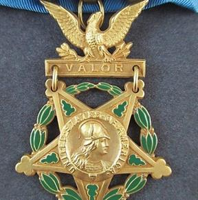 U.S. ARMY CONGRESSIONAL MEDAL OF HONOR