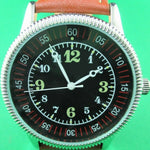 WW2 JAPANESE PILOT AVIATOR REPLICA WATCH
