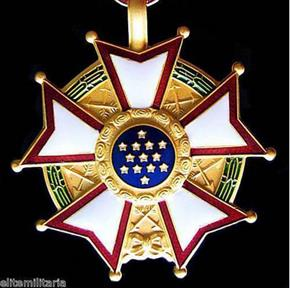 U.S. LEGION OF MERIT OFFICER CLASS MEDAL