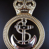 RAN CHIEF PETTY OFFICER BERET BADGE