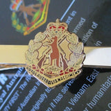 RAR INFANTRY TIE BAR CLIP