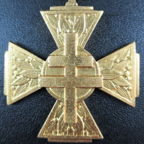 WW2 FRENCH PARTISAN RESITANCE FIGHTER MEDAL