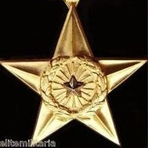 U.S. SILVER STAR MEDAL WITH OAK LEAVES