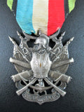 1870 FRENCH PRUSSIAN WAR VETERANS' MEDAL