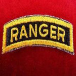 U.S. VIETNAM WAR RANGER SHOULDER PATCH