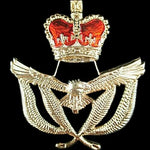 ROYAL AUSTRALIAN AIR FORCE WARRANT OFFICER BADGE
