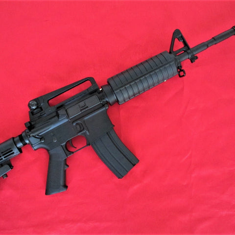 REPLICA M4A1 COMMANDO RIFLE ALL METAL GEL BLASTER