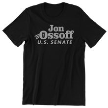 Load image into Gallery viewer, Ossoff for Senate Crewneck T-Shirt