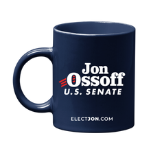 Load image into Gallery viewer, Ossoff for Senate Mug