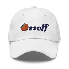 Load image into Gallery viewer, Ossoff for Senate Hat (White)