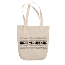 Load image into Gallery viewer, Thank You Georgia Tote