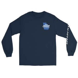 Team Ossoff Long Sleeve Tee