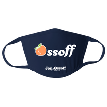 Load image into Gallery viewer, Ossoff for Senate Mask