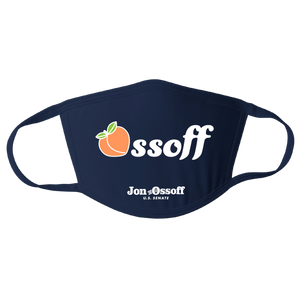 Ossoff for Senate Mask