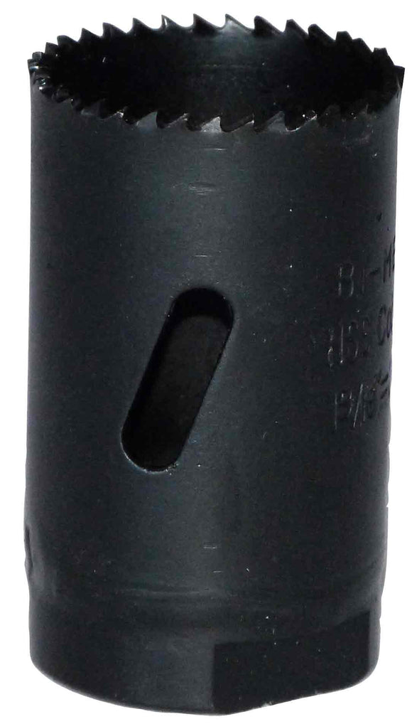 24MM HSS BIMETAL HOLESAW 10T
