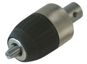 1-13MM KEYLESS DRILL CHUCK INCL ADAPTOR