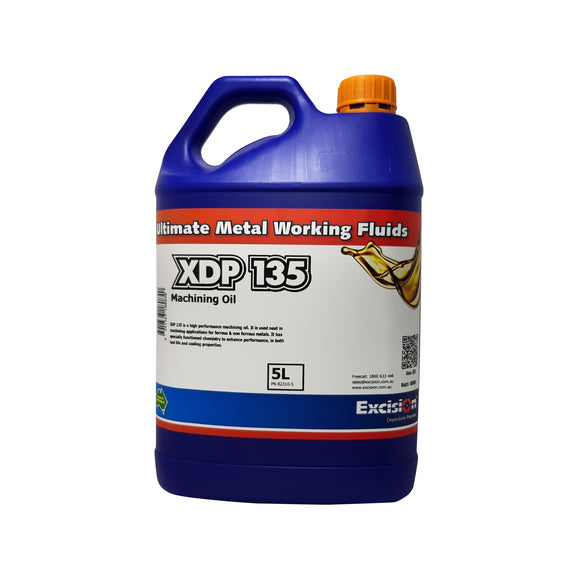 XDP135 MACHINING OIL - 5 LITRES