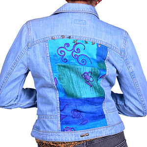 Shake The Tree Jean Jacket